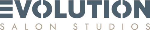 Evolution Salon Studio Logo