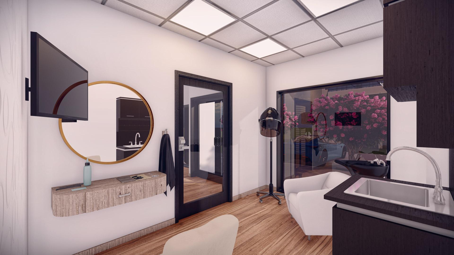 Evolution Salon Studios - Premium Single Suite